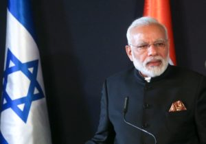 PM Modi in Jerusalem