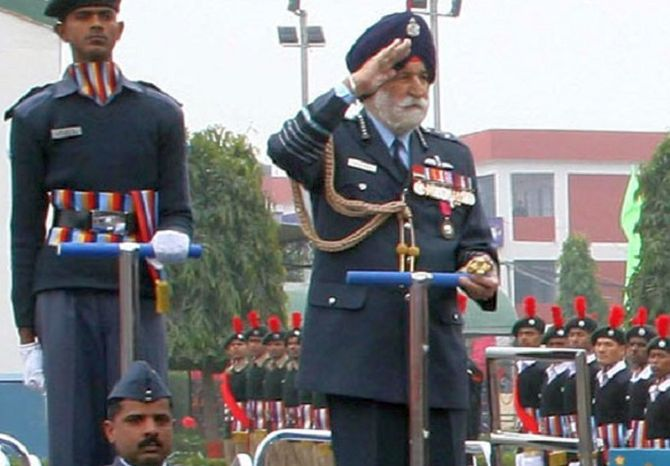 Marshal Arjan Singh Indian Air Force