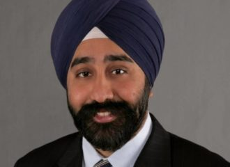 Ravi Bhalla Mayoral hopeful for Hoboken