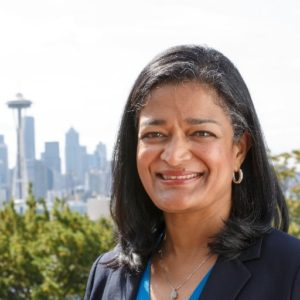 US. Rep. of Seattle Pramila Jaypal of Seattle