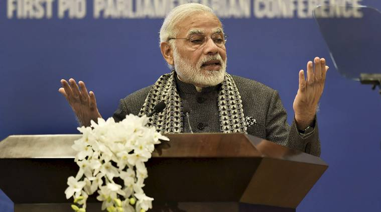PM Modi at PIO Conference