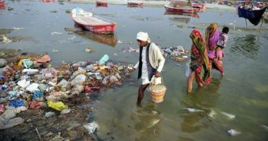 Why not 'injurious to health' warning for Ganga water, asks National Green Tribunal