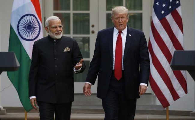 """Diwali a """"Special"""" Opportunity To Reflect On India-US Ties says President Trump"""