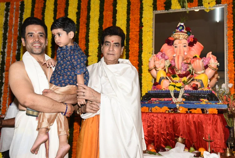 Ganesh Chaturthi 2018: Bollywood Celebrities Welcome Ganpati Bappa