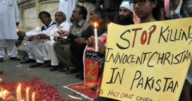 Christian minorities are under siege in Indian Subcontinent