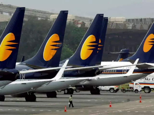 'No joy of flying', as Jet Airways grounds operations temporarily from Wednesday night