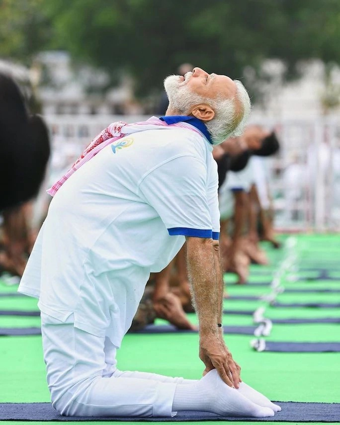 PMModi_Yoga Day 2019
