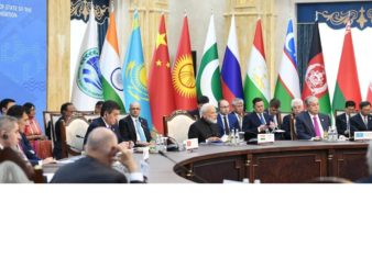 PM Modi addresses SCO summit in Bishkek
